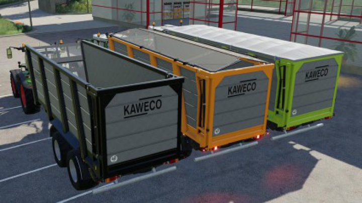 Trending mods today: KAWECO PullBox 8000H v1.0.0.0