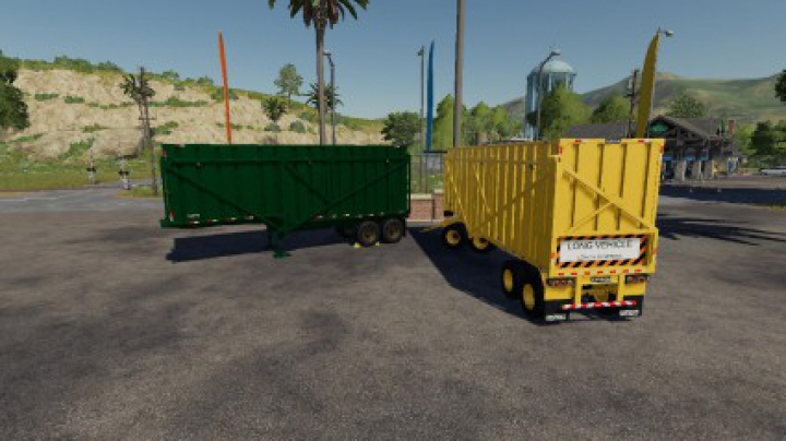 Trending mods today: Randon Trailer Pack v1.0.0.0