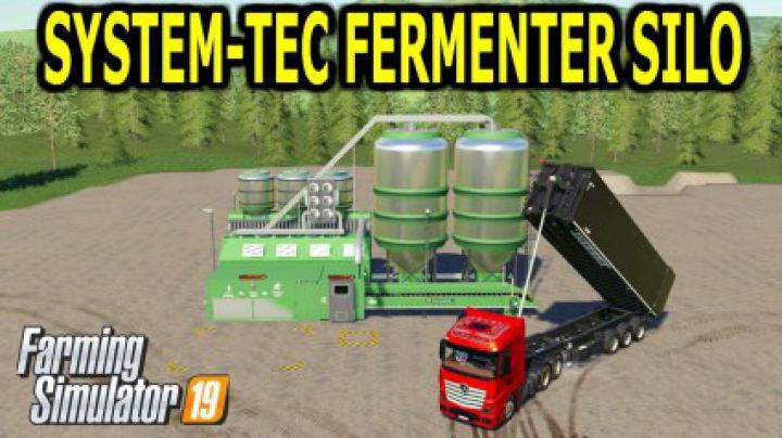 Trending mods today: System-Tec Fermentersiloanlage v1.2.0.3