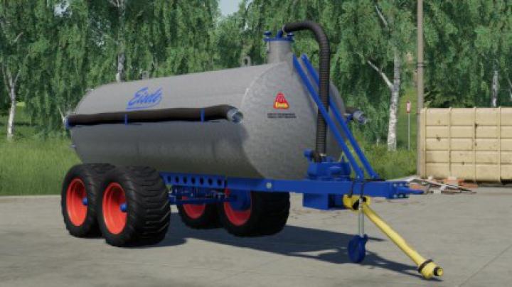 Trending mods today: [FBM Team] 6m slurry tanker v1.0.0.0
