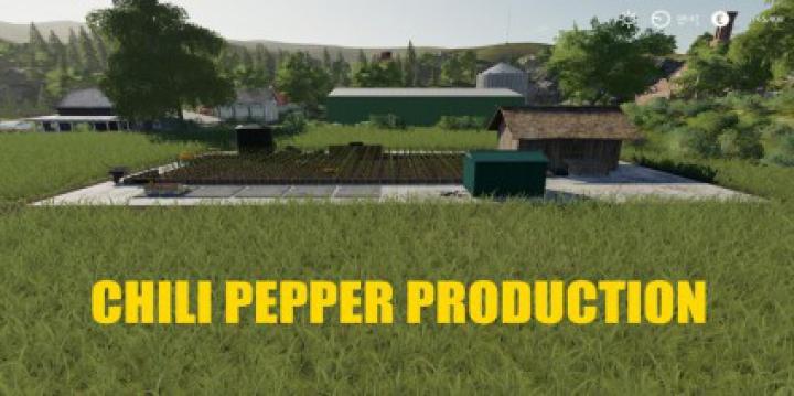Trending mods today: CHILI PEPPER GARDEN v1.0