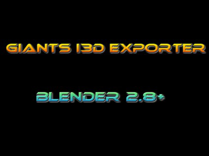Trending mods today: Blender GE Exporter Blender 2.8+/ GE 8.1