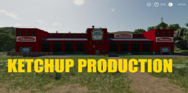 Trending mods today: KETCHUP PRODUCTION v1.0