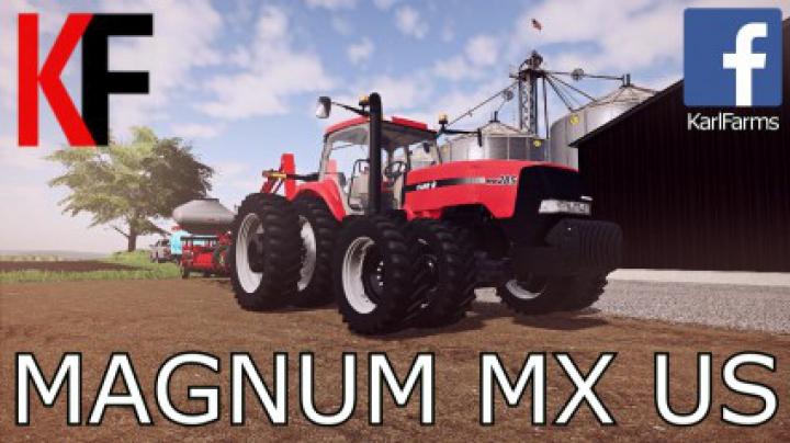 Trending mods today: Case IH Magnum MX US v1.0