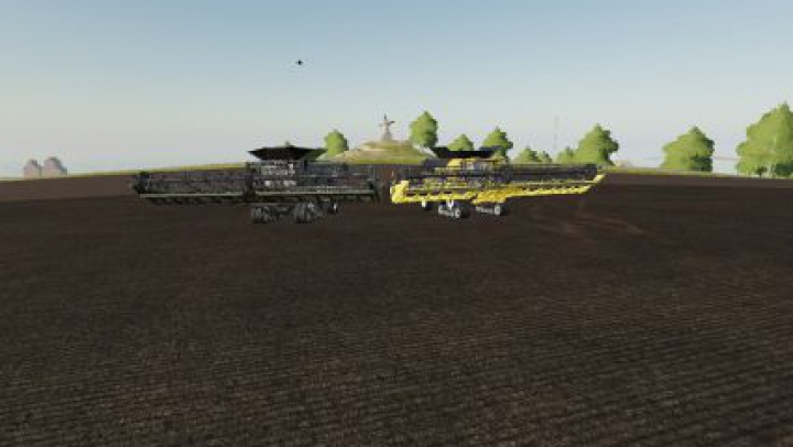 Trending mods today: Ideal and New Holland headers