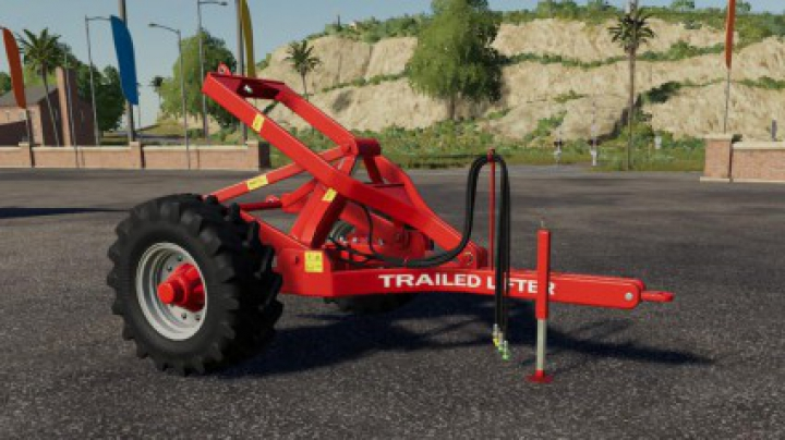 Trending mods today: Trailed Lifter v1.0.0.0