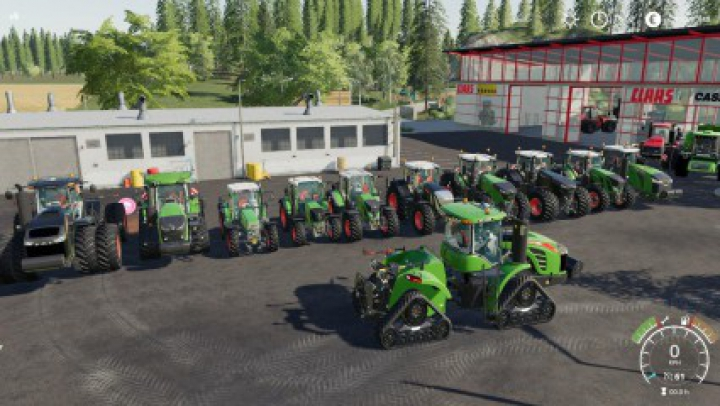 Trending mods today: FS19 Mod update pack 27/11 by Stevie