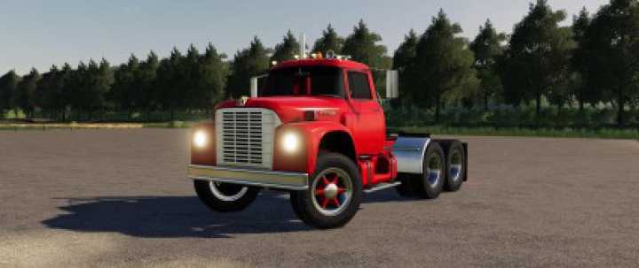 Trending mods today: International Loadstar 1600 v1.0