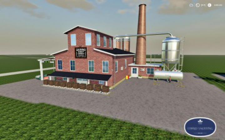 Trending mods today: Whiskey Distillery Final