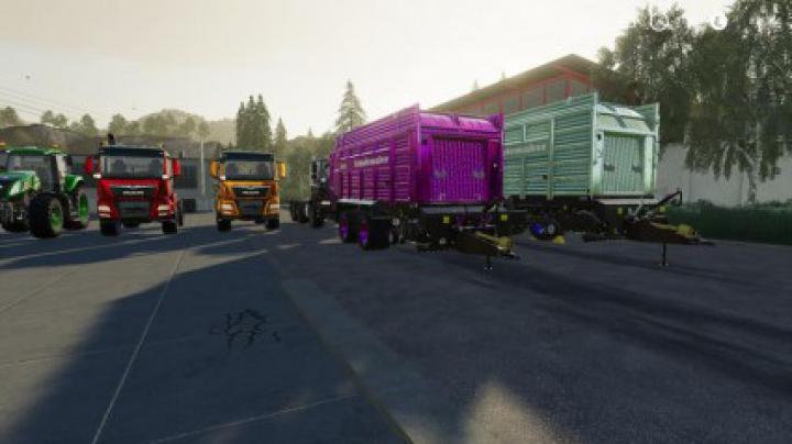 Packs Nerd Transport Pack MP v1.0