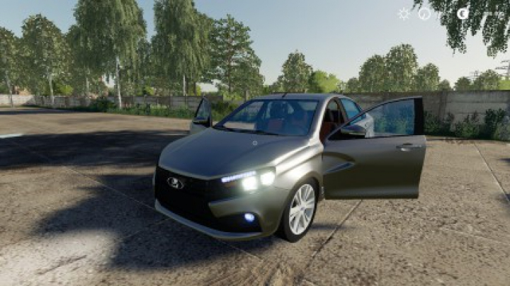 Trending mods today: Lada Vesta v1.0.0.0