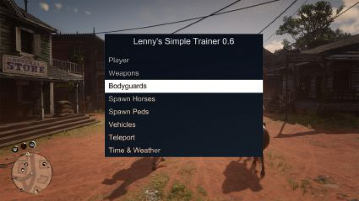 Lenny's Simple Trainer category: trainers