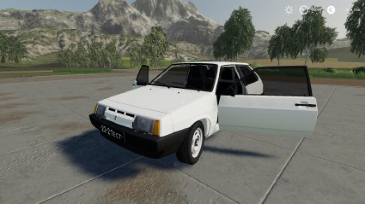 Trending mods today: VAZ 2108 v1.0.0.0
