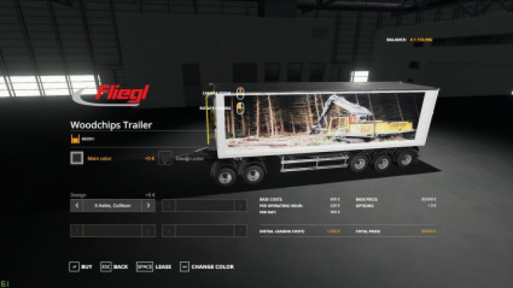 Trending mods today: FH16 Woodchips and trailer v1.3