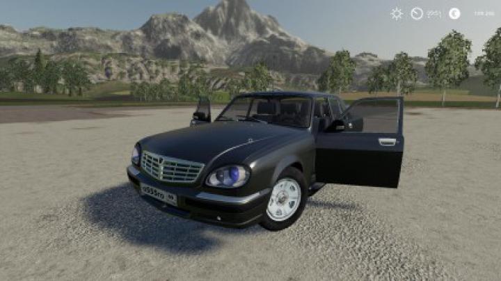 Trending mods today: Gaz 31105 Volga v1.0.0.0
