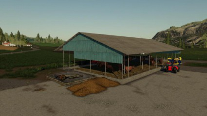 Trending mods today: Metal Cows Barn v1.0.0.0