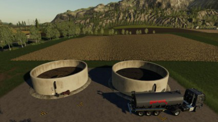 Trending mods today: Slurry And Digestate Storage v1.0.0.0