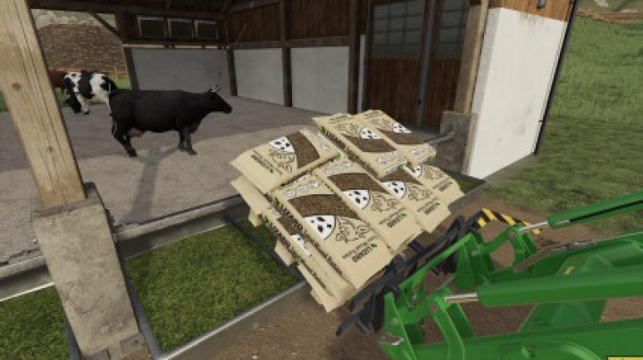 Trending mods today: Manure And TMR Pallet v1.0.0.0
