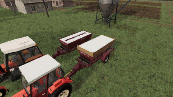 Trending mods today: FS19 RCW 3 v1.0.0.0