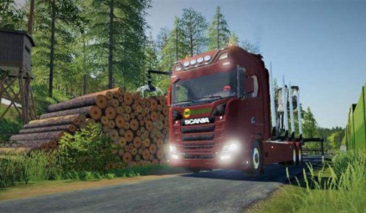 Trending mods today: Scania R730 v2.1