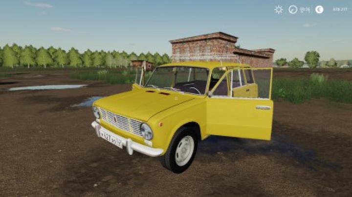 Cars VAZ 2102 v1.0.0.0