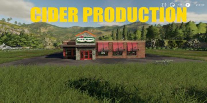 Trending mods today: CIDER PRODUCTION v1.0