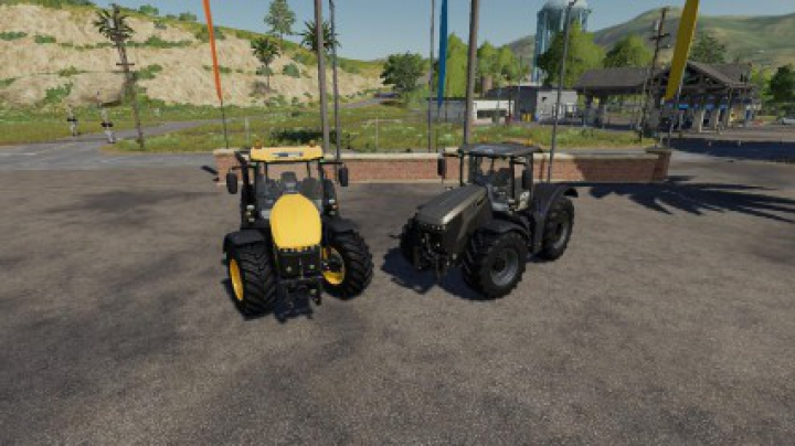Trending mods today: JCB FASTRAC 8000 Series v1.0.0.1