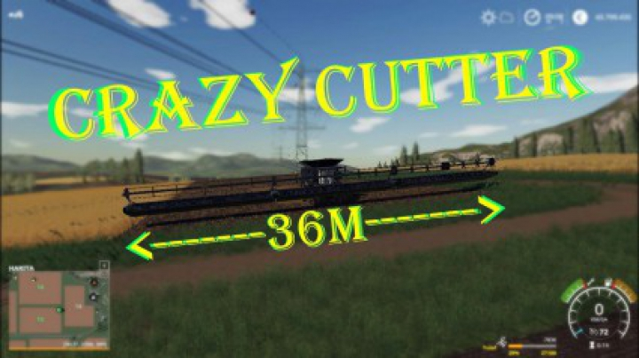 Trending mods today: CrazyCutter1 PowerFlow v1.0