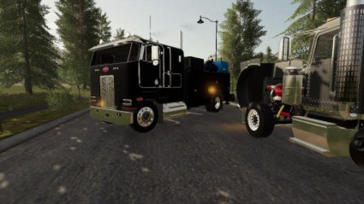 Trending mods today: Peterbilt service truck v1.0