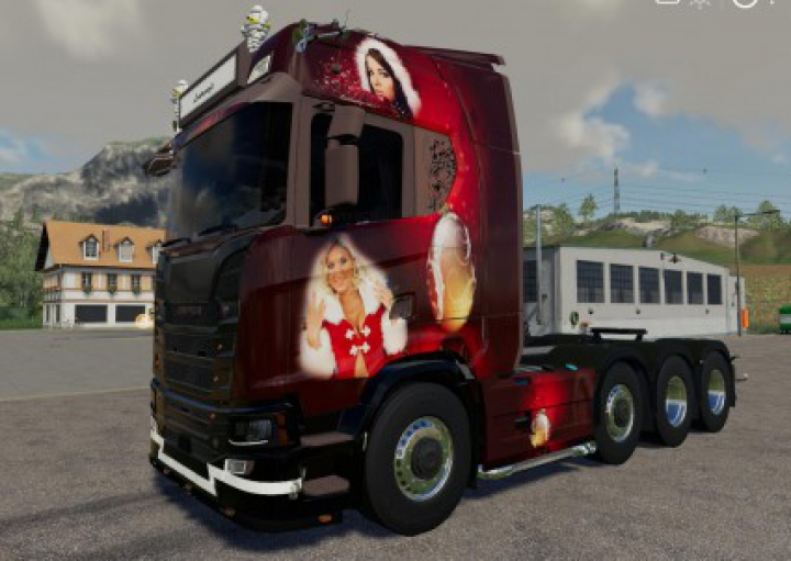 Trending mods today: Scania NG Christmas Lantmanenfs v1.1.0.0