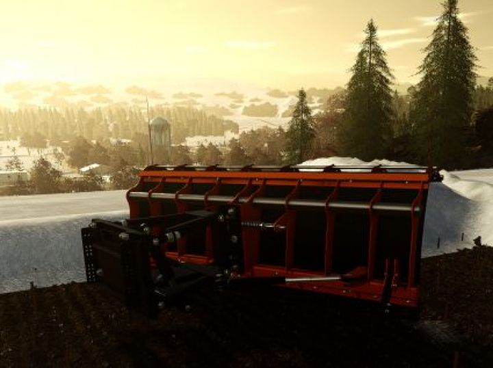 Trending mods today: Heavy duty Snow plow