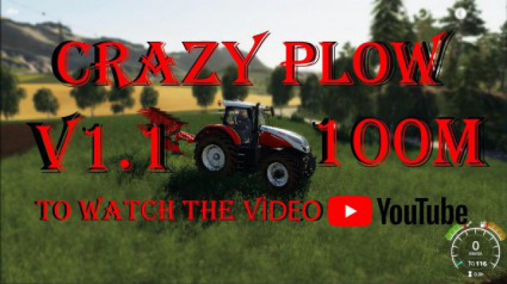 Trending mods today: Crazy Plow 100m Agromasz POH5 v1.2.0.0