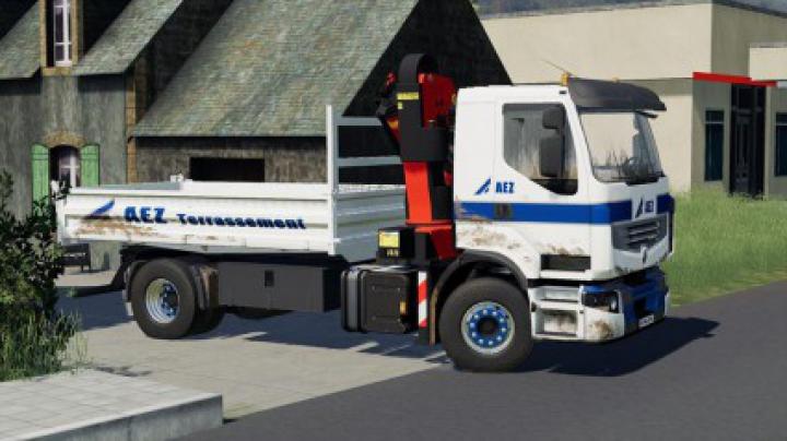 Trucks RENAULT TRUCK TP FS19 v1.0.0.0