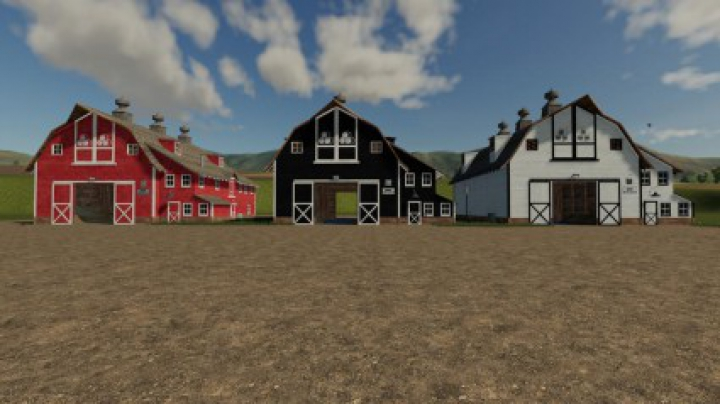 Trending mods today: Placeable Straw Barn v2.0.0.0