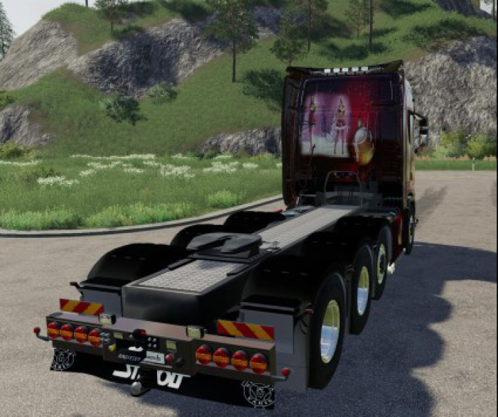 Trending mods today: SCANIA NG CHRISTMAS LANTMANENFS v1.3
