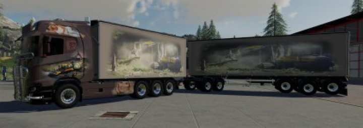 Trending mods today: Scaina Woodchips and trailer v1.3