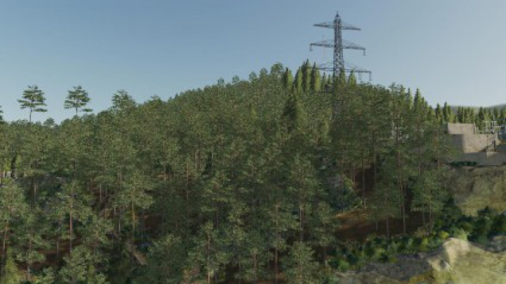 Trending mods today: LA Vallee FORESTIERE v1.0