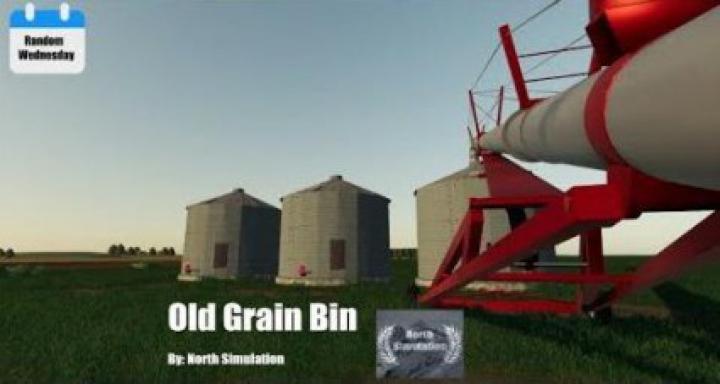 Trending mods today: Old Grain Bin v1.5