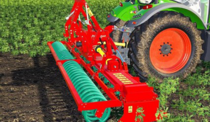 Implements & Tools Kverneland NGS 601 v1.0.0.0