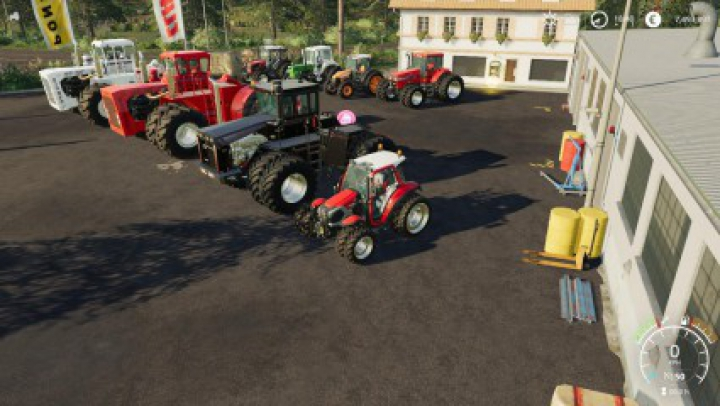 Trending mods today: FS19 mod Updates 18/12/2019 by Stevie