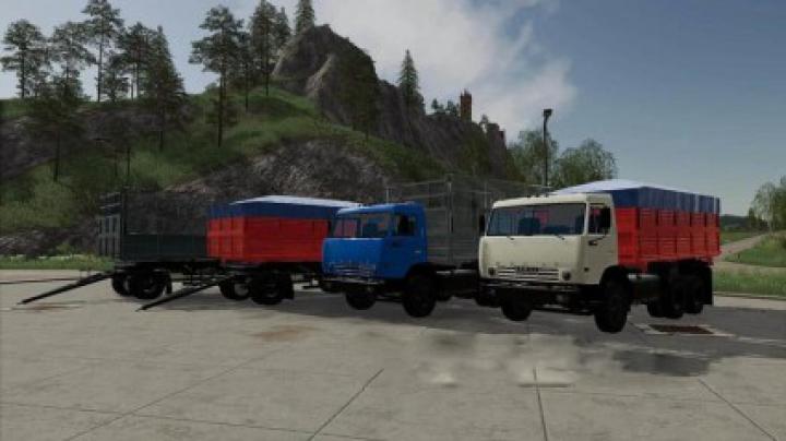 Trucks Kamaz 55102 v1.2.0.0