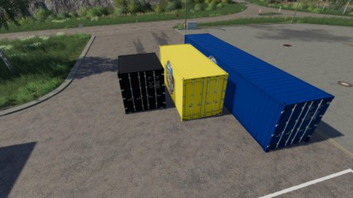 Trending mods today: ATC Container Pack v3.3.1.0