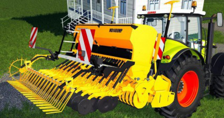 Trending mods today: Kubota MD1400MP v1.0.0.0