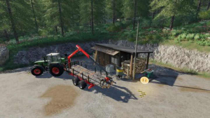 Trending mods today: Small Wood Selling Station v1.0.0.0