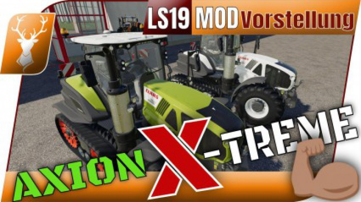 Trending mods today: CLAAS AXION Terra Trac X-Treme Edition v1.0.0.1