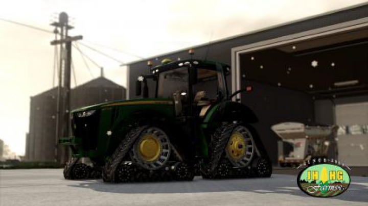 Trending mods today: JOHN DEERE 8R (2016-2018) SERIES US OFFICIAL V3.5