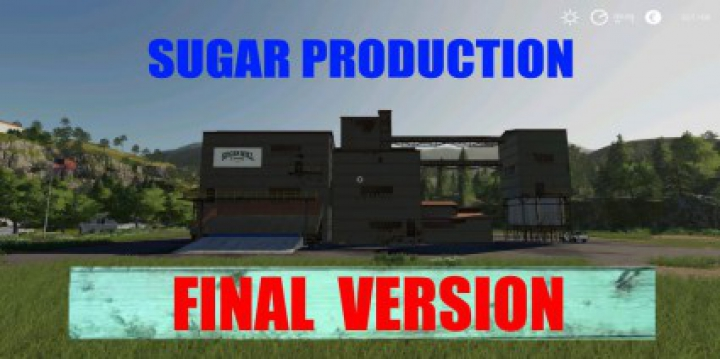 Trending mods today: SUGAR PRODUCTION FINAL VERSION