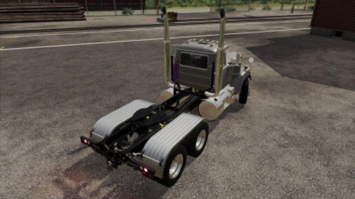 Trucks Mack Superliner Daycab v1.3.2.0