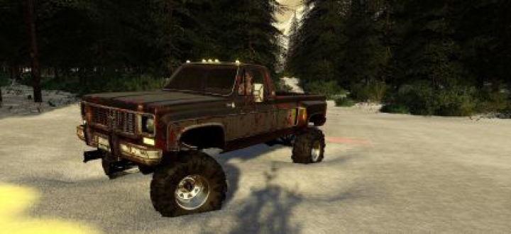 Trending mods today: EXP19 CHEVY 79 SINGLECAB DRW V1.0
