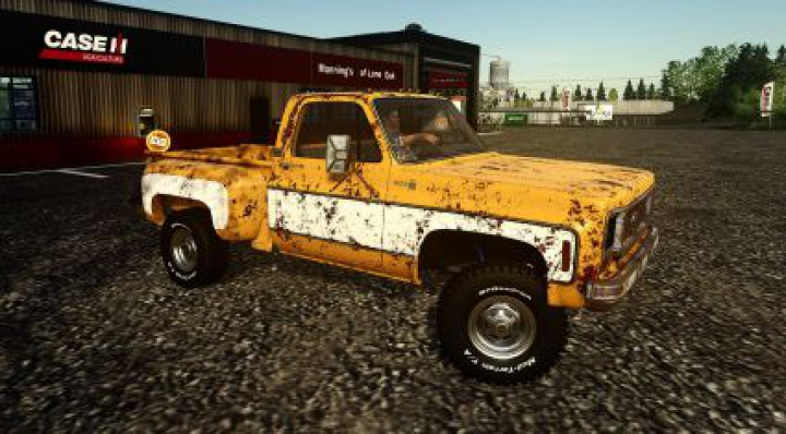 Trending mods today: EXP19 CHEVY 79 SINGLECAB STEPSIDE V1.0